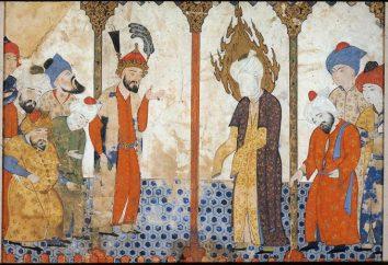 L'histoire du prophète Mahomet. dates et événements clés de la vie, une courte biographie