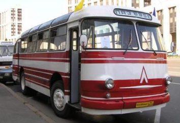 Laz-695: dane techniczne i zdjęcia. Spisu Lwowskiego Zakładu Autobusowego