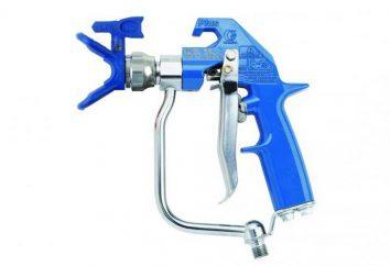 Pistola de aire sin aire: manual de instrucciones