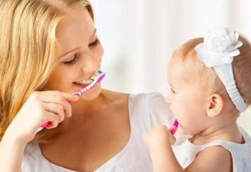 Wczesne próchnica zębów mlecznych