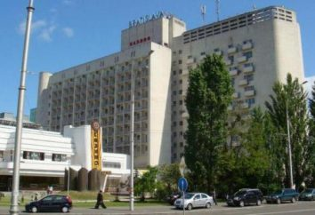 """""""Bratislava"""" (hotel), Kiev: dirección, descripción de habitaciones, opiniones"""