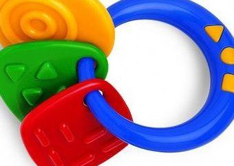 Was sollte eine Spielzeuggabel für die Jüngsten sein? Tipps für junge Eltern
