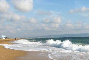 Feodosiya plaże: opinie, opisy, ocena. Reszta w Feodosia