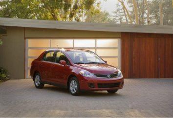 """Recenzje właścicieli, """"Nissan Tiida"""" sedan 2010"""