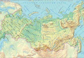 As principais deficiências da posição geográfica da Rússia, e como superá-las