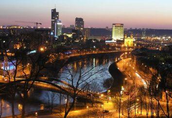 Vilnius – la capital de qué país?