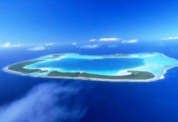 Tahití, donde? Buenas vacaciones en Tahití. ¿Dónde está Tahití en el mapa