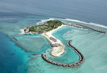 Cinnamon Dhonveli Maldivas 4 * (Huraa, Maldivas) fotos e comentários