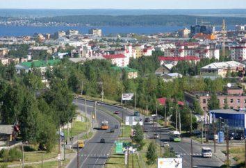 Stadt Petrozavodsk: Bevölkerung, Beschäftigung, Stärke und Charakteristik