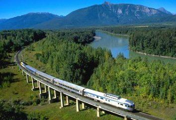 Transsibirische Eisenbahn – die Arterie des riesigen Landes