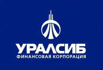 Bank « Uralsib »: taux de fiabilité dans le classement