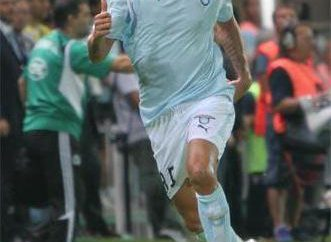 Schweizer Mittelfeldspieler Valon Behrami