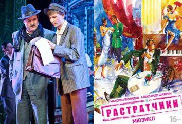 """Embezzler"" (Musical): Bewertungen, Schauspieler, Autoren"