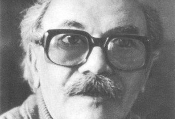 Biografia David Samojłow. Artystyczna spuścizna poety