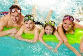 règles généralement acceptées de la piscine