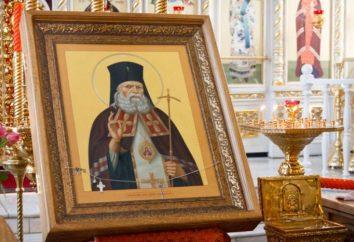 Miracolo preghiera Luca di Crimea sulla guarigione aiuta non solo a ortodossa