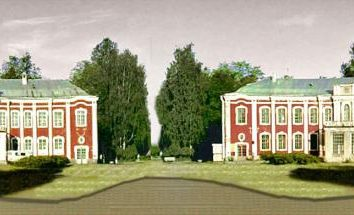Akademia Miecznikow. Akademia Medyczna. Miecznikow. Stan Akademii Medycznej w Petersburgu