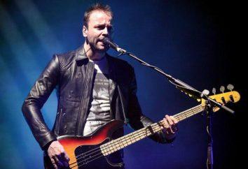 Kris Uolstenholm a zespół Muse