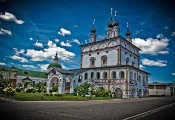 Santa Trinità Monastero Belopesotsky (Stupino): come ottenere il calendario dei servizi e il sito ufficiale