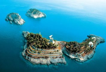 île célèbre en Italie