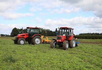 Traktor MTZ 1523: dane techniczne i recenzje dla właścicieli