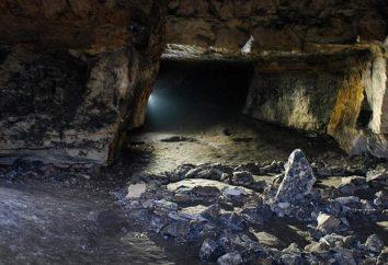 Siagne Höhle in der Nähe von Moskau