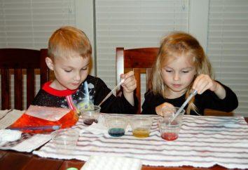 Kinder im Kindergarten Experimentieren: Was ist das?