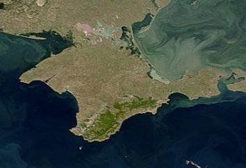 A capital da República da Criméia. O Conselho de Ministros da República da Crimea