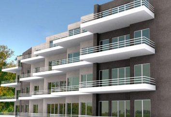 Como é que o projeto de compra e venda de apartamentos