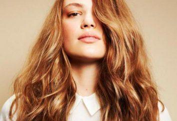 Bronze cor do cabelo: imagem, quem é?