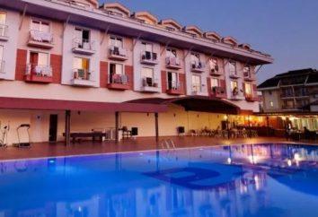 Hotel Larissa Blue Resort 3 * (Kemer, Turquía) – fotos, precios y comentarios