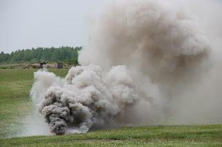 Jak zrobić bombę dymną na własną rękę