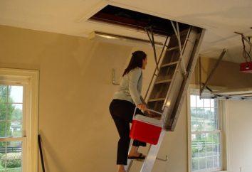 Scale per l'attico – comodo ascensore