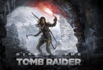 Rise of the Tomb Raider: le prove e il loro passaggio