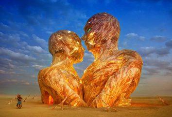 Festiwal Burning Man: patrzeć w przyszłość, światło w pełni!