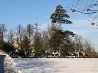 cimetière Troekurov, la mémoire éternel