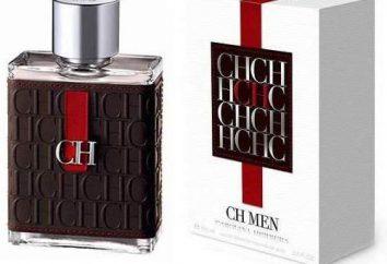 Carolina Herrera CH Men, dos homens fragrância: Descrição fragrância, comentários