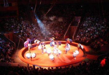 Dzieci Circus jest zabawa Awtowo