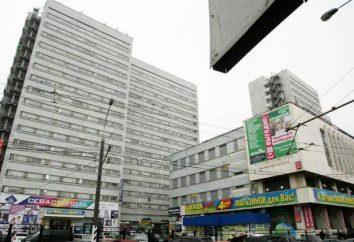 """Hotel """"Sewastopol"""", rynek. Jak uzyskać adres, opinie"""