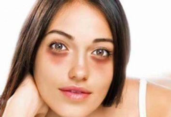 Borse e occhiaie sotto gli occhi, come pulire? Strumenti, suggerimenti, consigli