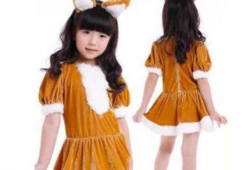 Nuovo vestito galletti per le ragazze con le loro mani