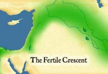 Crescente Fértil: descrição, história, geografia e interessantes fatos