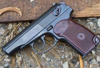 Pistolet PM – broń legendy