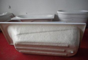 Kąpiel akrylowy: plusy i minusy jego instalacji