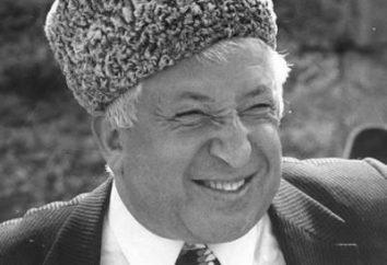 Rasul Gamzatov: biografia, la creatività, la famiglia, foto e citazioni