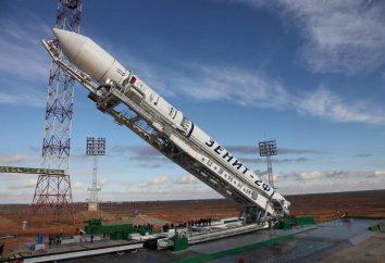 """""""Zenit"""" Rakete. Booster 11K77 ( """"Zenith"""")"""