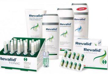 Vitamines « Revalid »: des analogues et des commentaires sur les