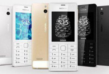 Nokia 515: Kundenrezensionen, die technischen Daten und Fotos