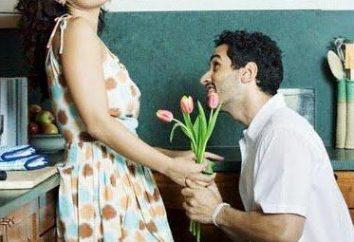 Apology zu dem Mädchen: wie man es richtig machen?