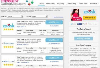 Qual é o melhor site de namoro? Opiniões, avaliações, características e recomendações
